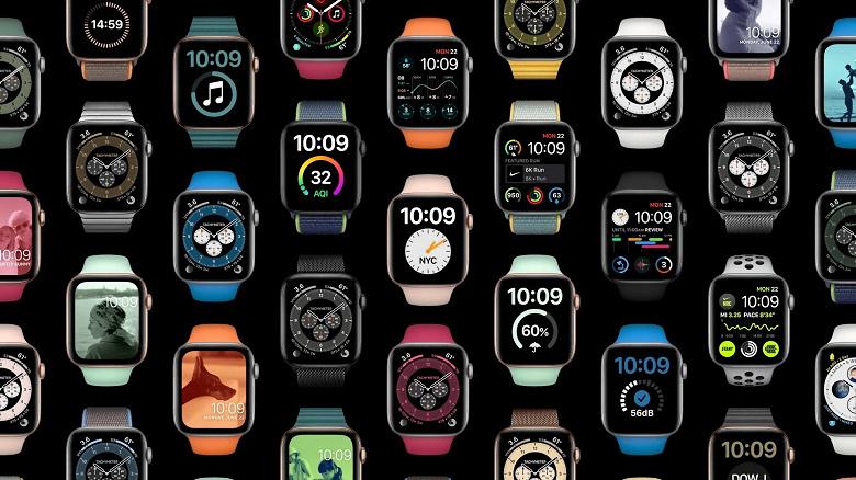 Такими будут принципиально новые Apple Watch. Первые изображения демонстрируют изогнутый экран