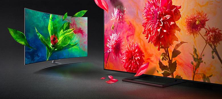 Телевизоры Samsung на совершенно новых панелях могут выйти уже осенью. Компания вскоре получит прототипы устройств QD-OLED
