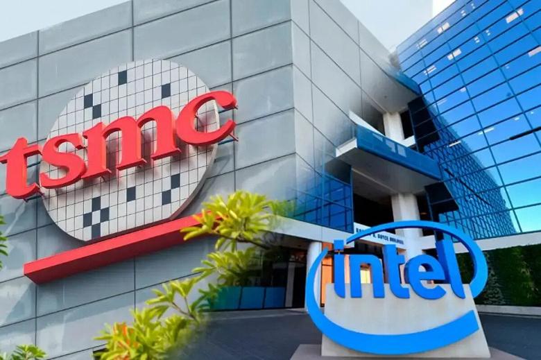 В 2023 году Intel закажет выпуск процессоров у TSMC