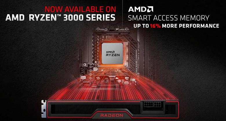 Процессоры Ryzen 3000 теперь могут стать лучше в играх совершенно бесплатно. Технология AMD SAM теперь доступна и для них