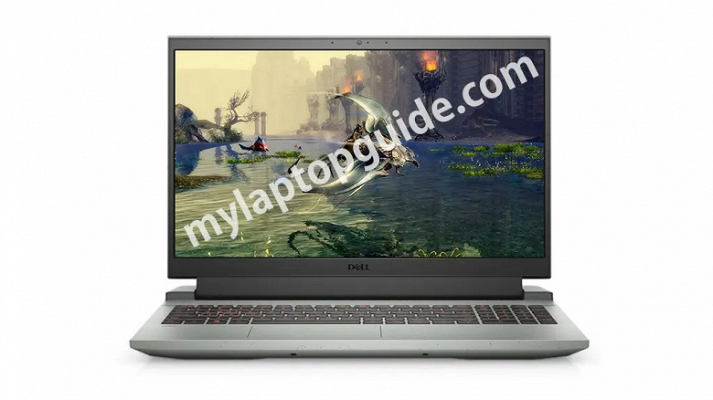 В сети появились изображения и спецификации ноутбука Dell G15 5510