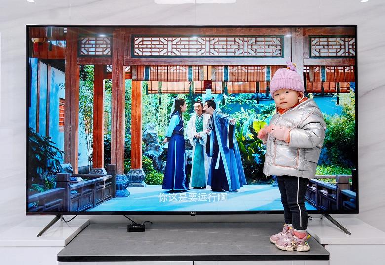 Самый дешёвый 86-дюймовый телевизор Redmi Max 86 «взорвал» рынок