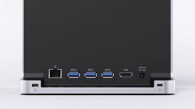 Kensington StudioDock превращает Apple iPad в настольный мини-ПК