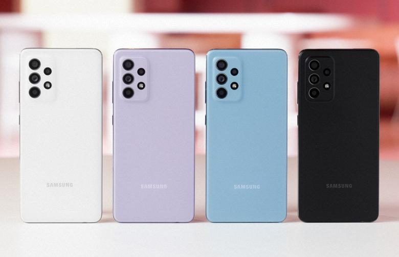Лучше, чем Galaxy A52 5G: смартфон Samsung, который может называться GalaxyF52 5G, прошёл сертификацию