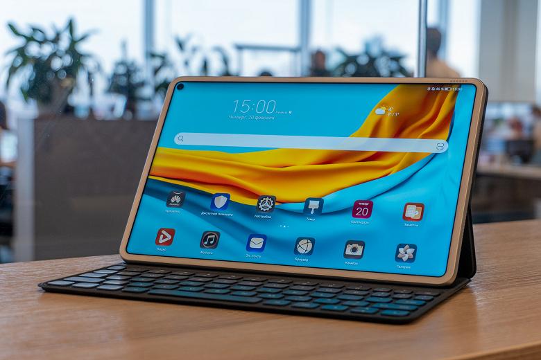 В минувшем квартале поставки планшетов сократились по сравнению с четвертым кварталом 2020 года