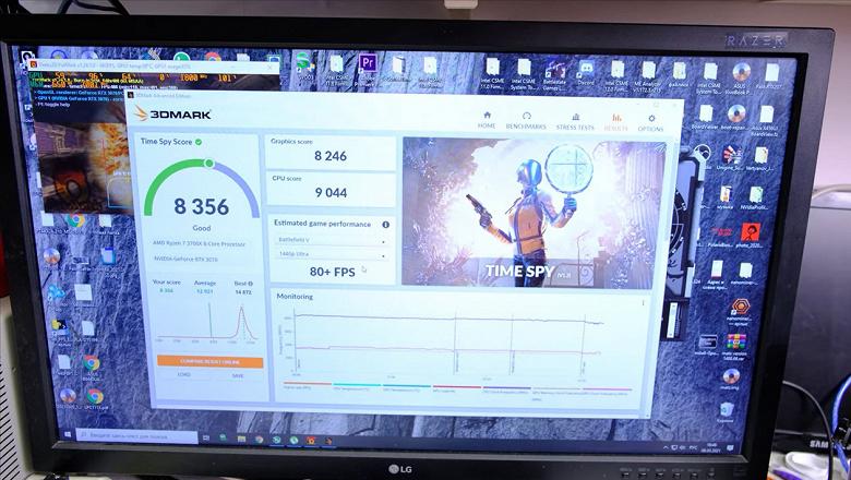 Энтузиаст из России сделал то, что не смогла Nvidia. Он установил в GeForce RTX 3070 16 ГБ памяти