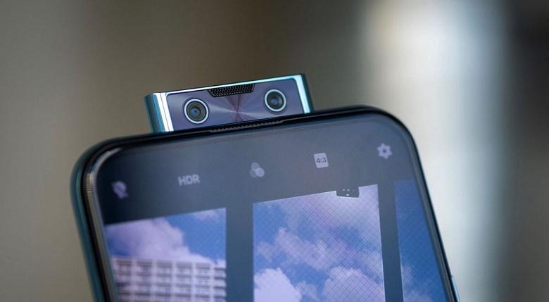 100-мегапиксельная фронтальная камера с оптической стабилизацией. Такая якобы в ближайшее время появится в смартфонах