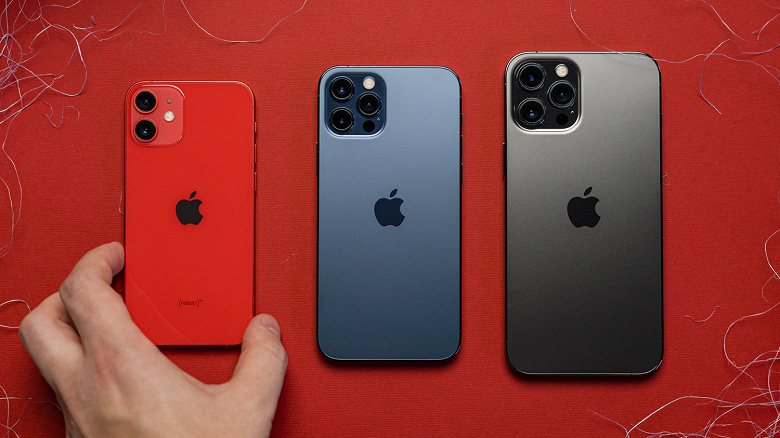 Производитель iPhone 13 предупредил о сокращении производства