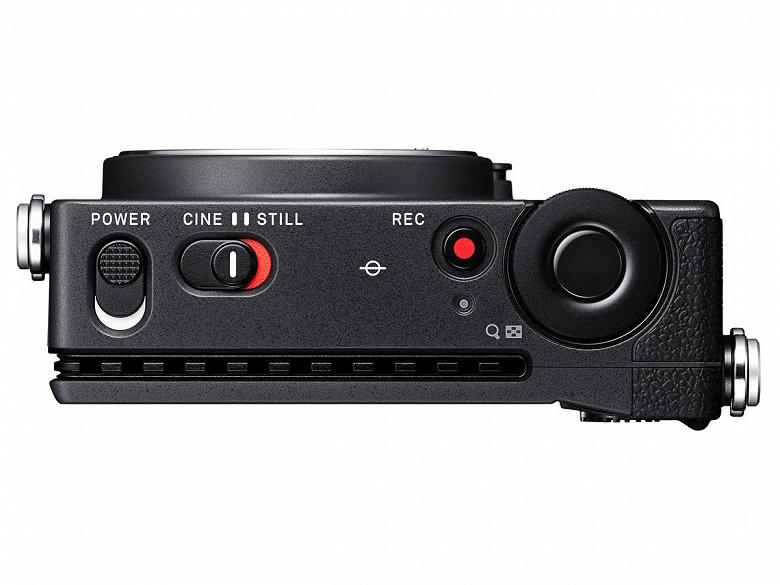Представлена камера Sigma fp L