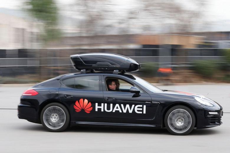 Новинка Huawei за 45 000 долларов. Возможно, это первый автомобиль компании