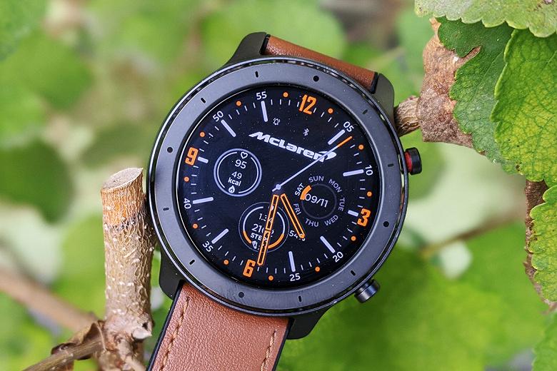 Умные часы Amazfit GTR резко подешевели и доступны уже за 100 долларов на Amazon