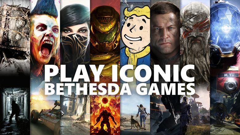 Официально: 20 культовых игр Bethesda в библиотеке Xbox Game Pass с завтрашнего дня