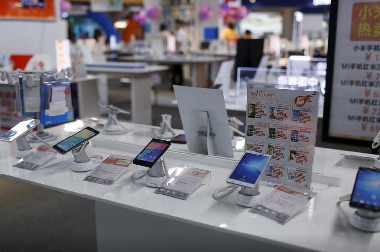 Китайский рынок смартфонов стремительно восстанавливается