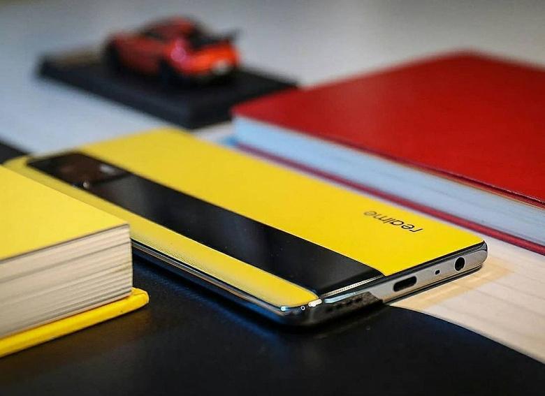 Представлен самый дешёвый флагман на Snapdragon 888 — Realme GT