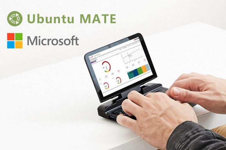 Крошечный ноутбук с богатым набором портов, включая COM. GPDmicroPC стал производительнее