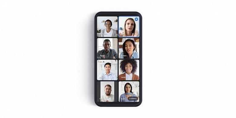 Видеоконференции Google Meet уместят больше людей на iPhone одновременно