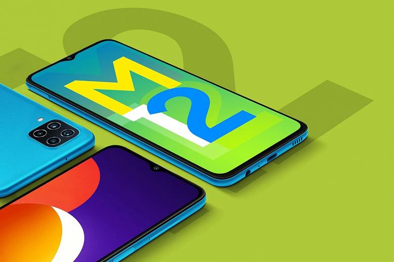 Представлен Samsung Galaxy M12 — очень доступный монстр автономности с 90-герцевым экраном