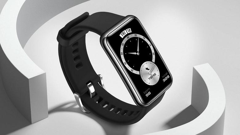 Умные часы Huawei Watch Fit Elegant вышли сразу в Европе