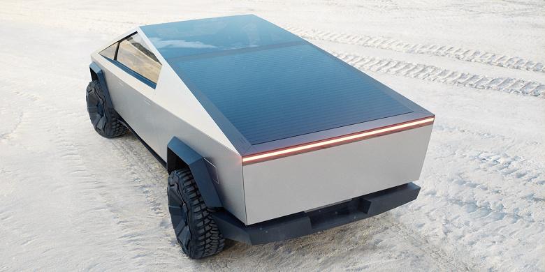 У TeslaCybertruck вообще не будет ручек открывания дверей? Илон Маск написал именно так