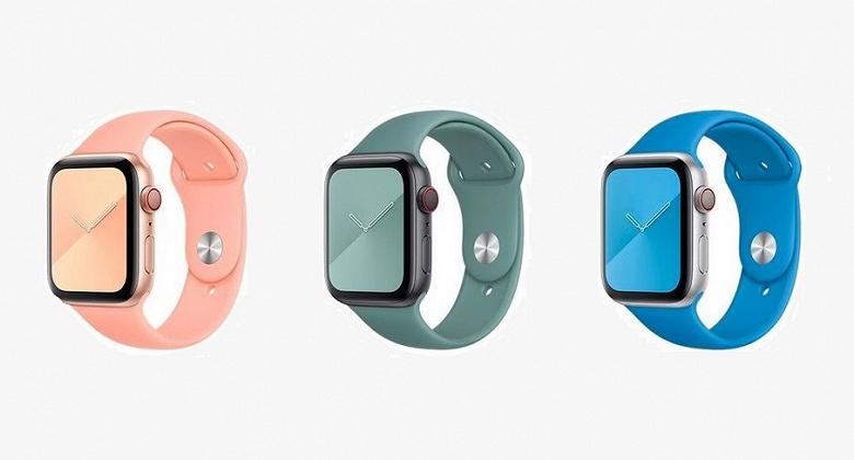 Часы Apple Watch смогут учитывать помехи, создаваемые встроенному в них компасу некоторыми ремешками