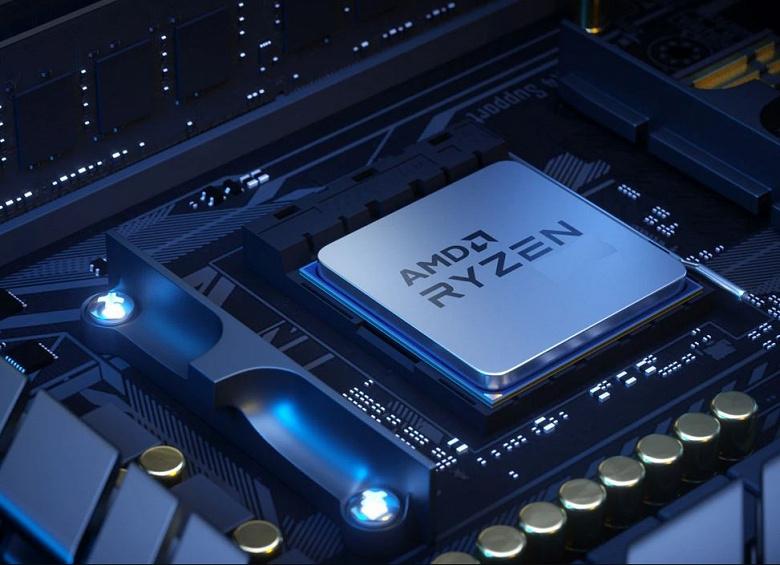 У Intel подобных процессоров нет. Появились первые тесты Ryzen7 5700G