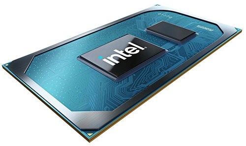 Core i7-1195G7 и Core i5-1155G7 – первые мобильные процессоры Intel с поддержкой памяти DDR5