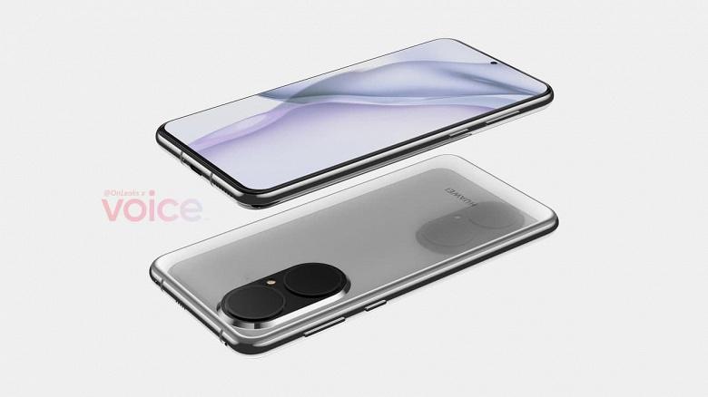 Так выглядит Huawei P50: первые качественные изображения