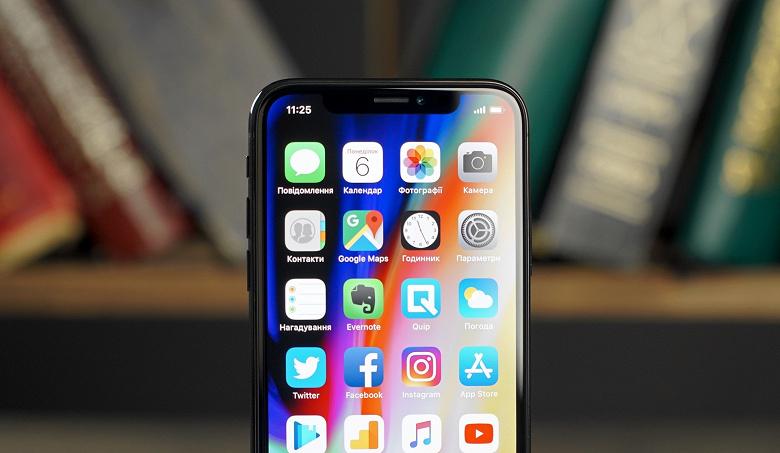 Прощай, чёлка: в новом iPhone сканер отпечатков пальуев и Face ID разместят под поверхностью экрана