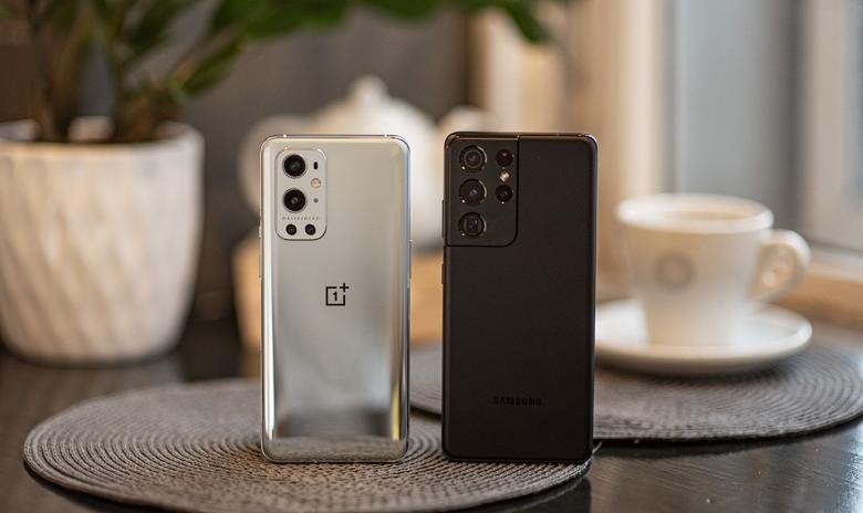 OnePlus9Pro против SamsungGalaxyS21Ultra. Получился ли у OnePlus новый король мобильной фотографии?