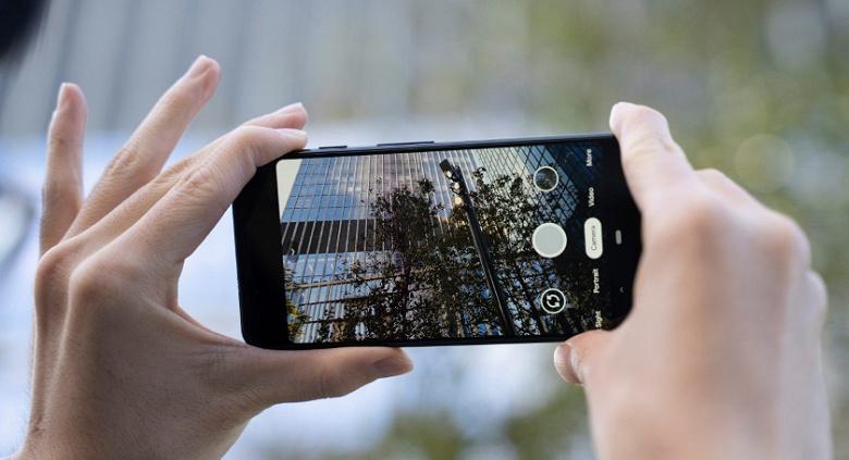 Любимая многими Google Camera стала заметно удобнее для видеороликов