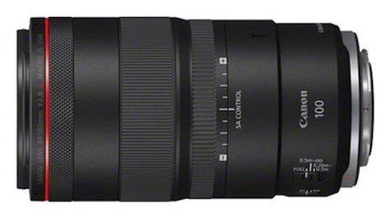 Появились первые изображения объектива Canon RF 100mm f/2.8 L Macro IS USM