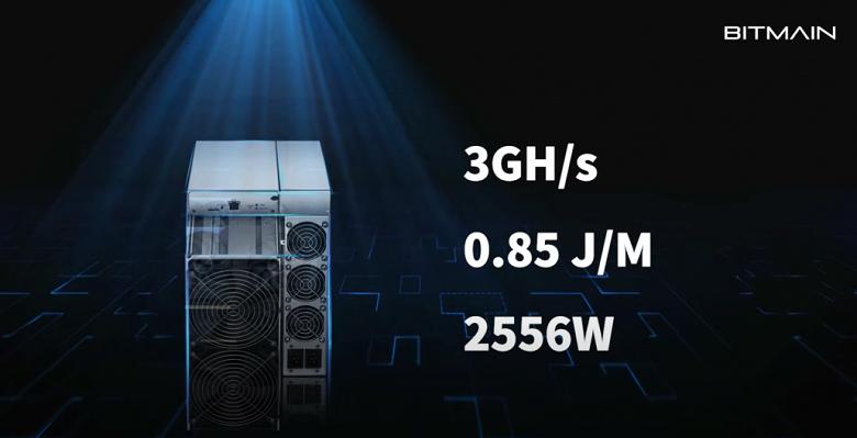 ASIC-майнер Bitmain Antminer E9 способен заменить 25 GeForce RTX 3090 или 115 майнинговых видеокарт CMP 30HX. Он обеспечивает доход около 240 долларов в день