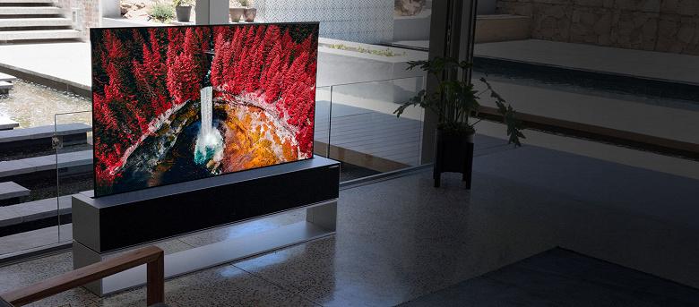 По прогнозу Omdia, в ближайшие годы на популярность телевизоров с выдвижным экраном можно не рассчитывать