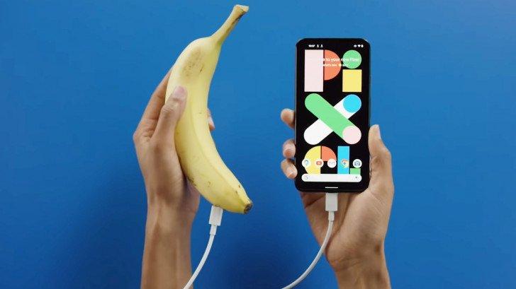 Больше ада, Google. В новом ролике Google показывает, как переходить с бананов на её смартфоны, и прерывается на урок карате