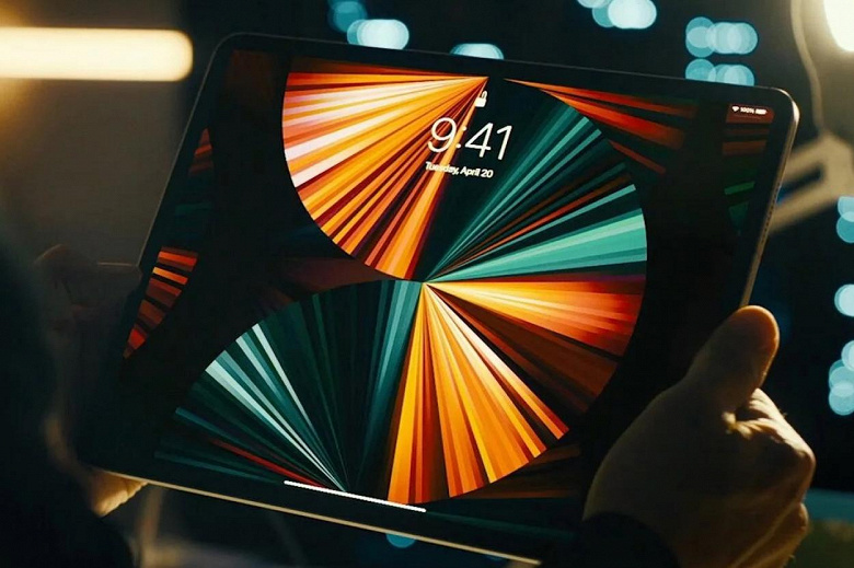 Новый iPad Pro с Apple M1 и экраном Liquid Retina XDR выходит 21 мая