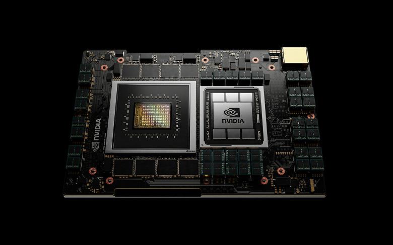 Nvidia представила таинственный процессор Grace, но не раскрыла самые интересные и важные характеристики