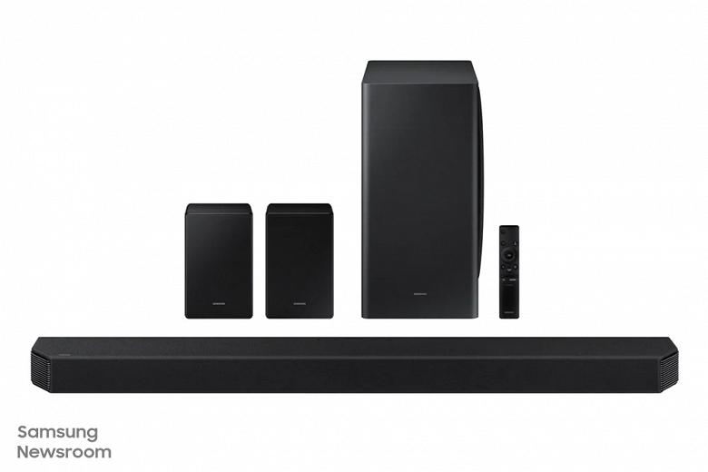 Первая 11.1.4-канальная звуковая панель Samsung доступна для заказа