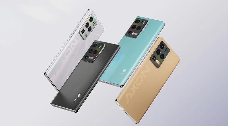Топовый камерофон ZTE Axon 30 Ultra моментально стал хитом продаж