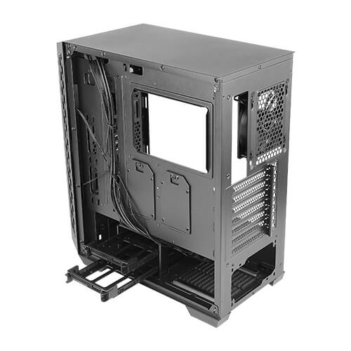 Корпус Antec Performance P7 Neo рассчитан на платы размером до E-ATX