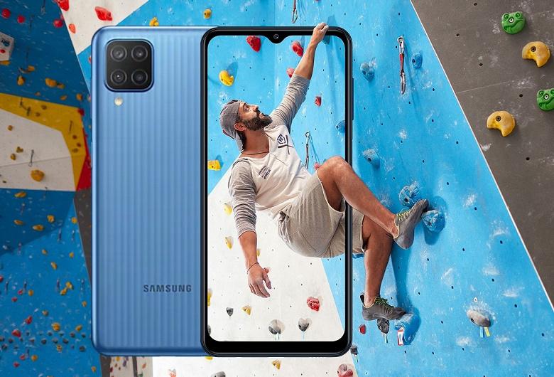 Очень популярный монстр автономности Samsung Galaxy M12 добрался до Европы