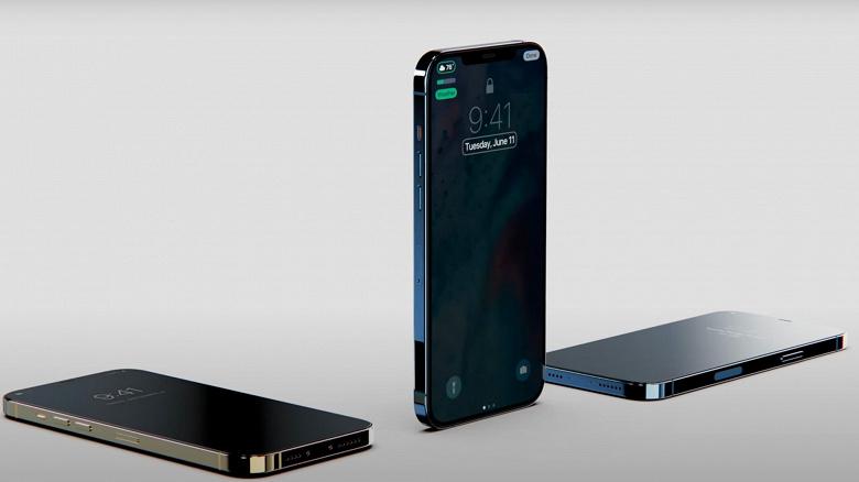 iPhone 13 будет работать на 15% дольше, чем iPhone 12