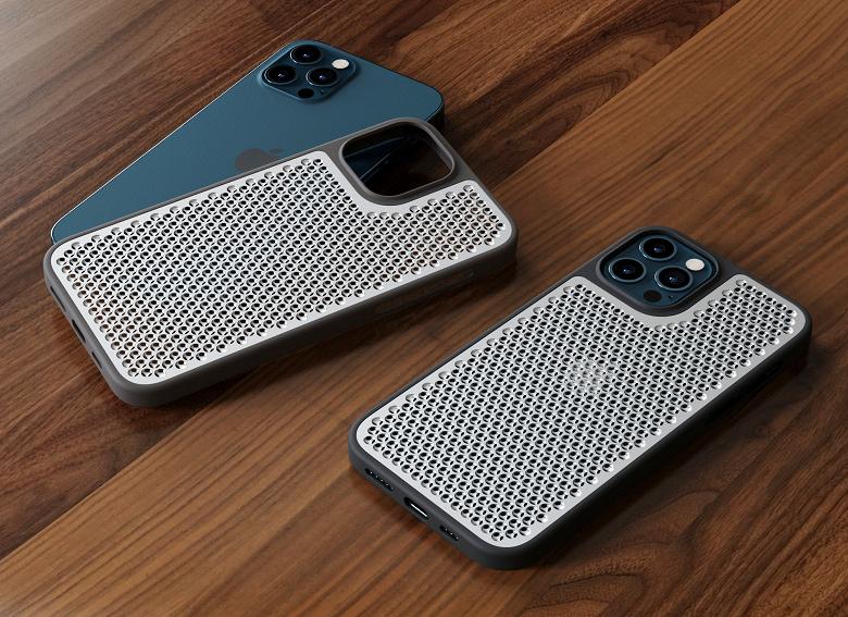 Почему iPhone 13 с корпусом «тёрки для сыра» — это плохая идея. Демонстрация на примере чехла для iPhone 12 Pro