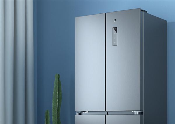 Представлен доступный четырёхдверный холодильник Xiaomi