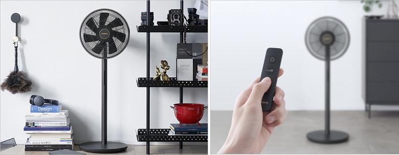 Представлен напольный инверторный вентилятор Xiaomi Smartmi DC 3