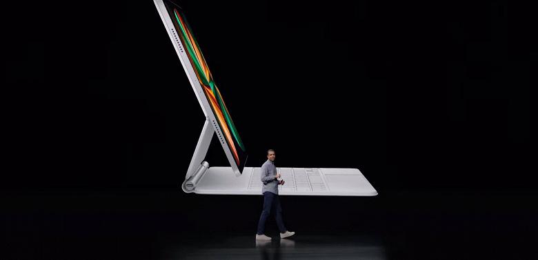 Представлен Apple iPad Pro с дисплеем Liquid Retina XDR, SoC Apple M1, 16 ГБ ОЗУ и 2 ТБ флеш-памяти