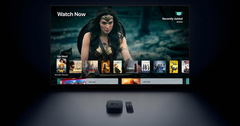 Приставка Apple TV, колонка HomePod и камера объединятся в одном устройстве