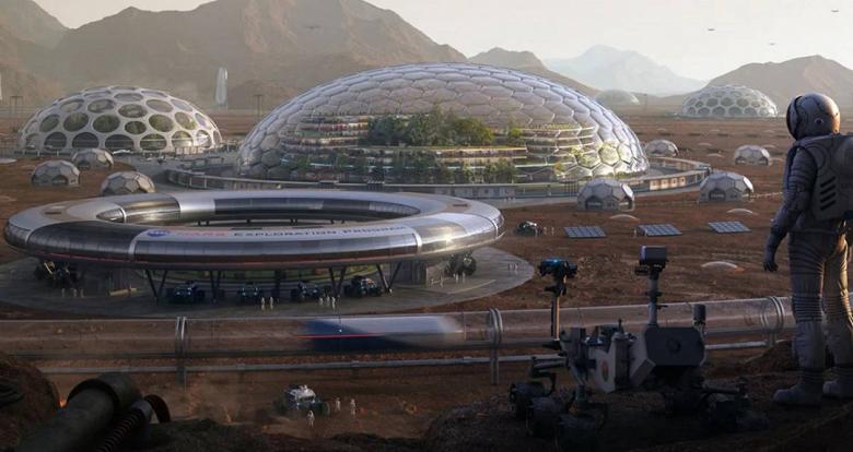 Илон Маск: в процессе покорения Марса умрет куча людей