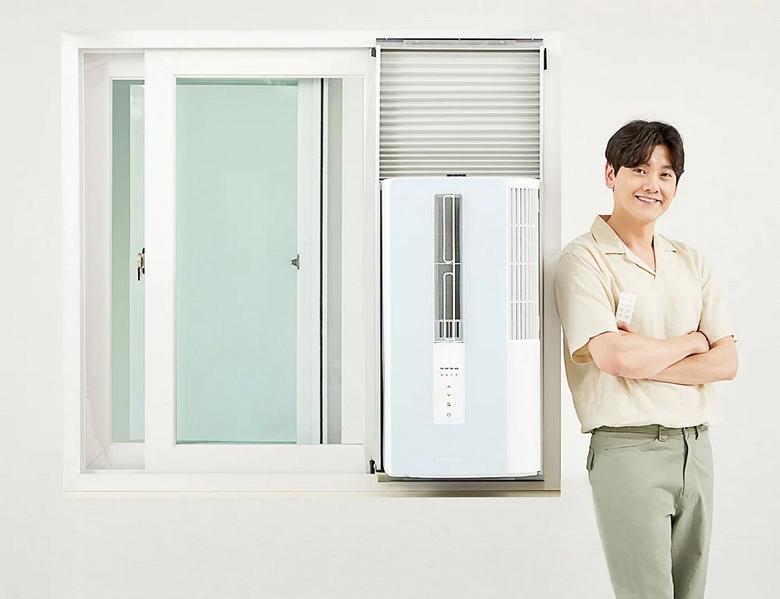 Представлен оконный кондиционер Samsung Window Fit