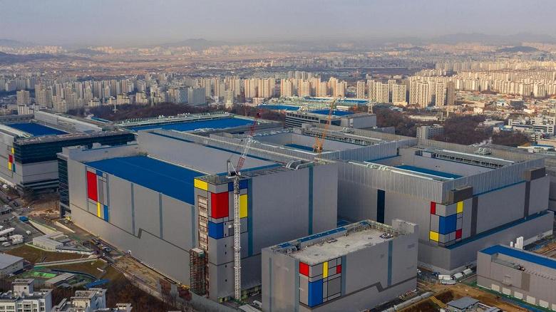 В мае Samsung объявит о строительстве новых заводов на 45 млрд долларов