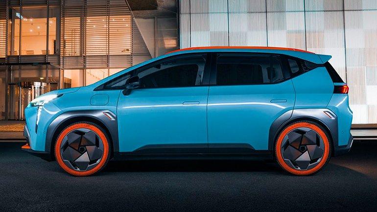 Представлен электрический кроссовер с запасом хода 600 км и ценой около 20 тыс. долларов